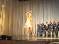 22 сентября 2015г в Казачинском РДК состоялось открытие  нового творческого сезона, клиенты пансионата  посетили концерт известного  танцевального коллектива  «Свободный  балет  им. В.Б. Терёшкина».