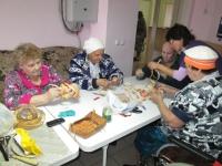 15 и 16 сентября в  пансионате к дню «Пожилого человека» прошли мастер-классы,   организаторами выступили «Легенды Енисея», Казачинское РДК в лице Дриготы Н. А., сотрудники  Матвеевского и Пискуновского СДК.