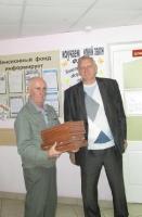 Встреча жителей пансионата с главой Казачинского района Озерских Ю.Е.