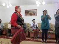 Посещения  иностранной делигации с Индии г.Бангладеш , в рамках Междунородного фестиваля Стран Азиатского Тихооакианского региона_1