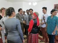 Посещения  иностранной делигации с Индии г.Бангладеш , в рамках Междунородного фестиваля Стран Азиатского Тихооакианского региона_3