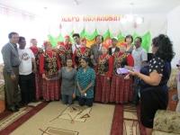 Посещения  иностранной делигации с Индии г.Бангладеш , в рамках Междунородного фестиваля Стран Азиатского Тихооакианского региона_4