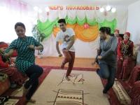 Посещения  иностранной делигации с Индии г.Бангладеш , в рамках Междунородного фестиваля Стран Азиатского Тихооакианского региона_7